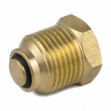 Клапан латунь 5009 НР/ВР Aquasfera