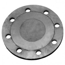 Заглушка сталь фланцевая Ру16 с маркировкой
