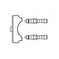Комплект измерительных ниппелей для ASV Danfoss
