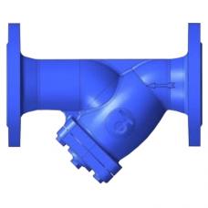 Фильтр магнитный сетчатый Y-образный чугун F3240NA фл Tecofi