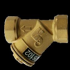 Фильтр магнитный сетчатый Y-образный латунь ФСП ВР Водоприбор