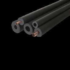 Трубка вспененный полиэтилен BLACK STAR толщина 6 мм L=2м Тмакс=95oC чёрный Energoflex