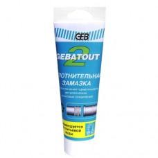 Мастика для пропитки льна Gebatout 2 тюбик 80гр вода GEB