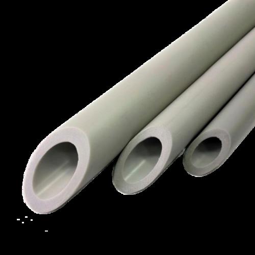 Труба PP-R серая Ру20 SDR6 VALFEX