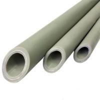 Труба PP-R арм алюминием серая Ру25 SDR6 VALFEX