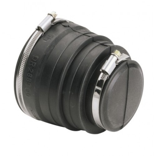Переходник резина Confix-MultiQuick на пл/трубы Normaconnect