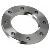 Фланец сталь Ру10 расточенный для ПЭ труб LD