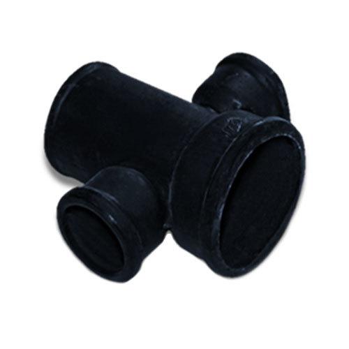 Крестовина чугун канализационная 1-плоскостная ГОСТ 6942-98 Кронтиф