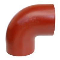 Отвод 90 гр чугун SML