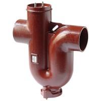 Сифон чугун SML для горизонтальных и вертикальных трубопроводов