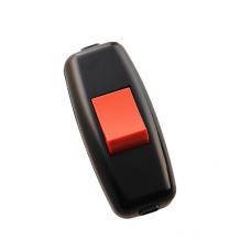 Accessories Выключатель навесной черно -красный 50/800